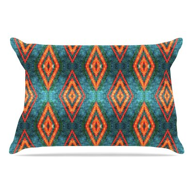 Anne LaBrie Diamond Sea Pillow Case