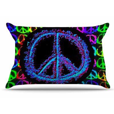 Anne LaBrie Heavenly Peace Digital Pillow Case