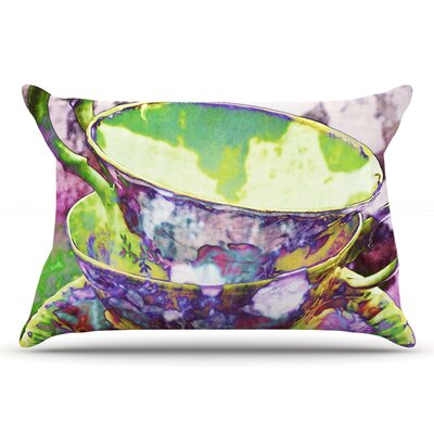 alyZen Moonshadow Mad Hatters T-Party Ii Pillow Case