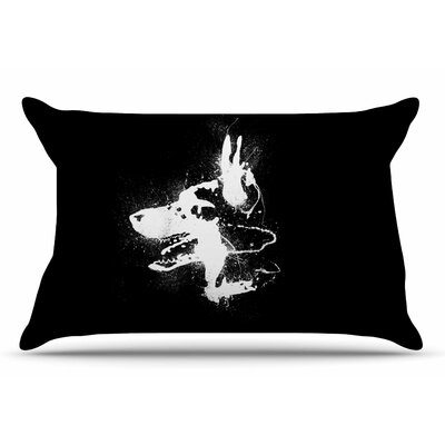 Barmalisirtb Watchdog Pillow Case