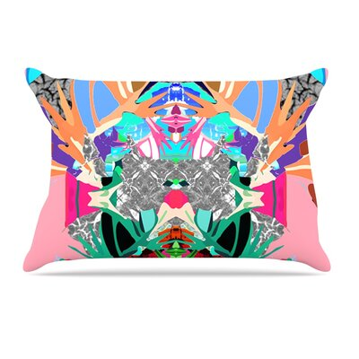 Danii Pollehn Japanese Rorschach Pillow Case