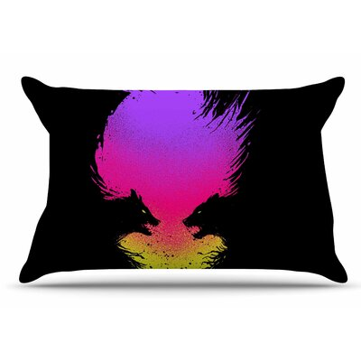 Barmalisirtb Wild Faces Pillow Case