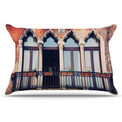 Sylvia Coomes Venice 11 Pillow Case