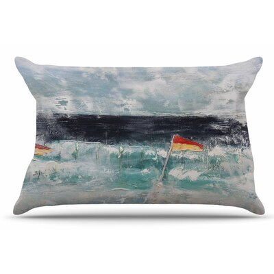 Steve Dix Great Pacific Pty Ltd Pillow Case