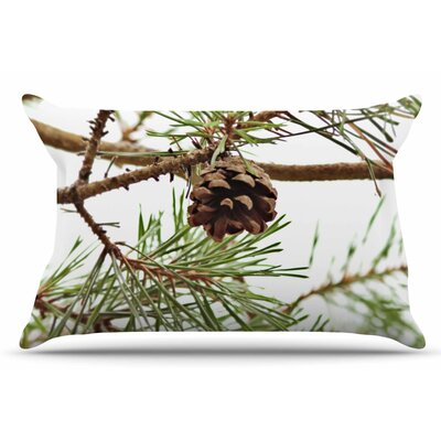 Sylvia Coomes Pinecone Pillow Case