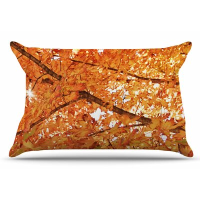 Sylvia Coomes Fall Folioge Pillow Case