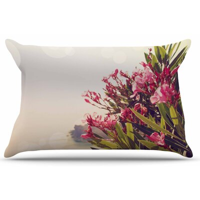 Sylvia Coomes Flowers In Paradise Pillow Case