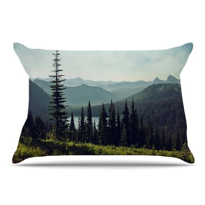Sylvia Cook Discover Your Northwest Landscape Pillow Case