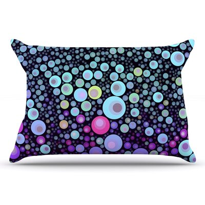Sylvia Cook Deep Blue Pillow Case