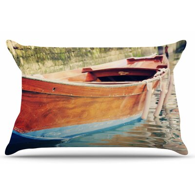 Sylvia Coomes Venetian Boat Pillow Case