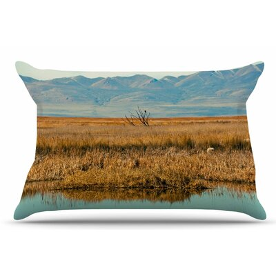 Sylvia Coomes Reflective Landscape Pillow Case