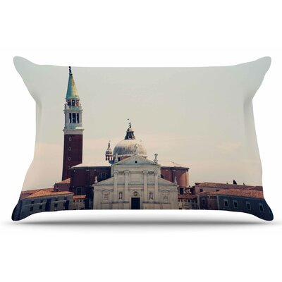Sylvia Coomes Venice 7 Pillow Case
