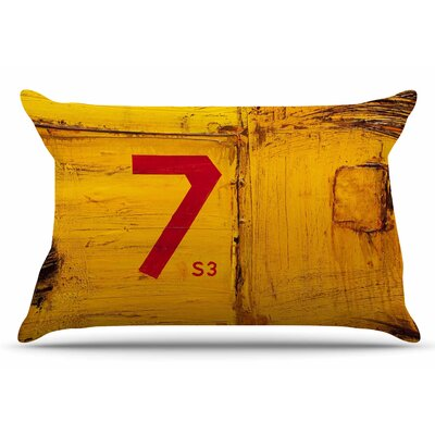 Steve Dix 7S3 Painting Pillow Case