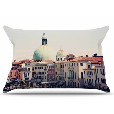 Sylvia Coomes Venice 3 Pillow Case