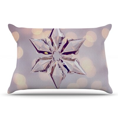 Sylvia Cook Starbright Holiday Pillow Case