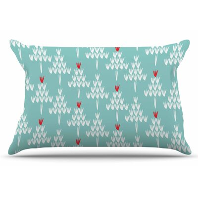 Zara Martina Mansen Christma Holiday Pillow Case