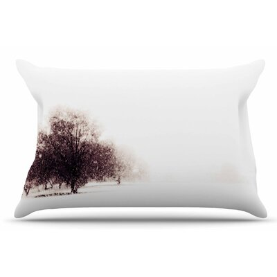 Sylvia Coomes Winter Landscape Pillow Case