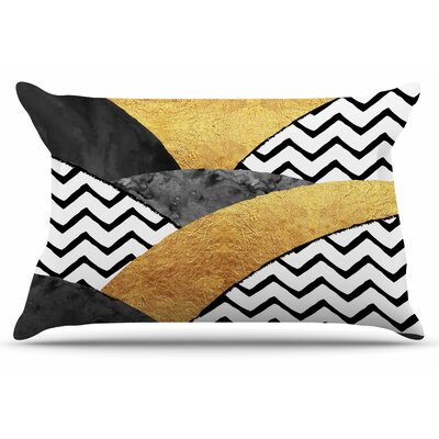 Zara Martina Mansen Chevron Hills Pillow Case