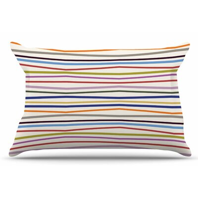 Billington Stripe Fun Pillow Case