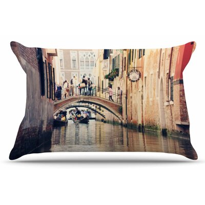 Sylvia Coomes Venice 10 Pillow Case