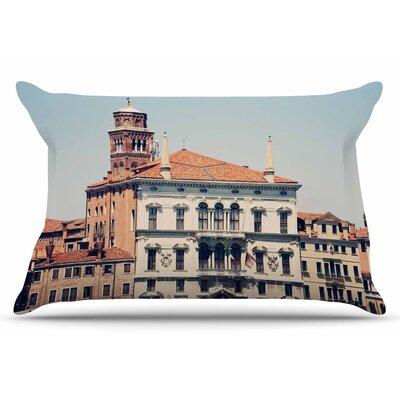 Sylvia Coomes Venice 6 Travel Coastal Pillow Case