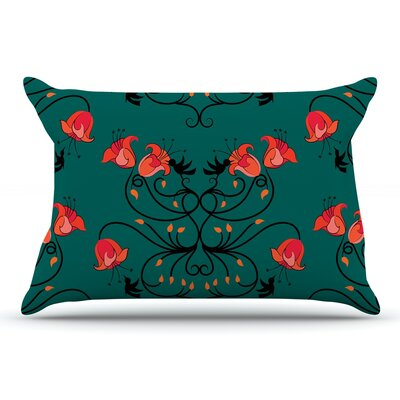 Billington Hummingbird Pillow Case