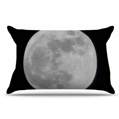 Sylvia Coomes The Moon Pillow Case