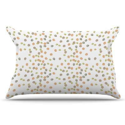 Yenty Jap Autumn Spots Pillow Case