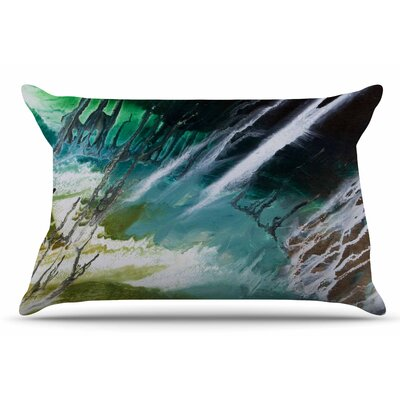 Steve Dix Ocean Majestic Pillow Case