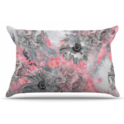 Zara Martina Mansen Floral Blush Pillow Case
