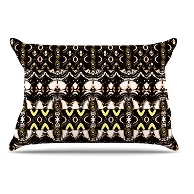 Dawid Roc The Palace Walls Pillow Case