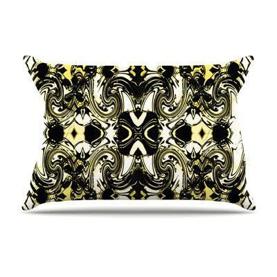 Dawid Roc The Palace Walls Ii Pillow Case