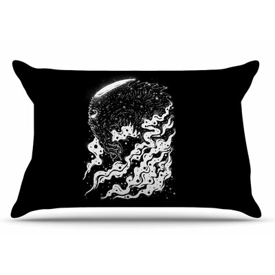 BarmalisiRTB Alien Light Pillow Case