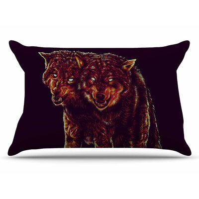 BarmalisiRTB 2Head Pillow Case