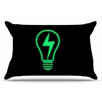 BarmalisiRTB Thunder Bulb Pillow Case