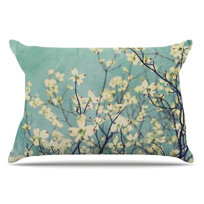 Ann Barnes Pure Floral Pillow Case