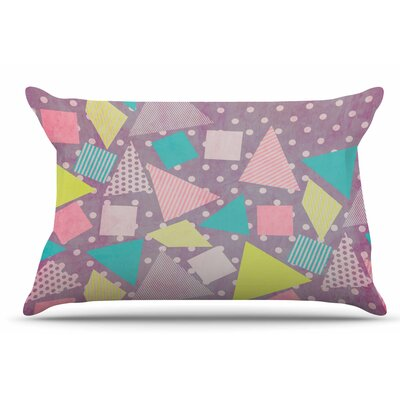 Louise Machado Candy Pastel Pillow Case