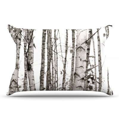 Monika Strigel Birchwood Forest Pillow Case