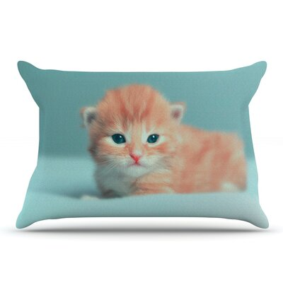Monika Strigel 'Dreamcat' Pillow Case