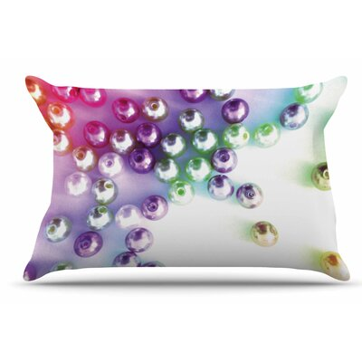 Louise Machado 'Pearl' Pillow Case