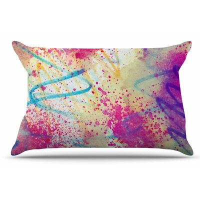 Liz Perez  Pillow Case
