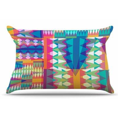 Miranda Mol Triangle Quilt Geometric Pillow Case