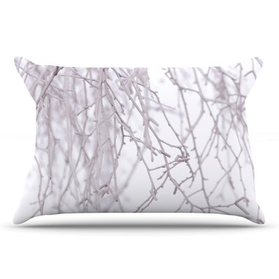 Monika Strigel 'Frozen' Pillow Case