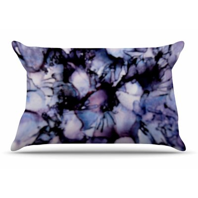 Claire Day Violet Pillow Case