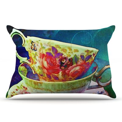 alyZen Moonshadow Mad Hatters T-Party V Pillow Case