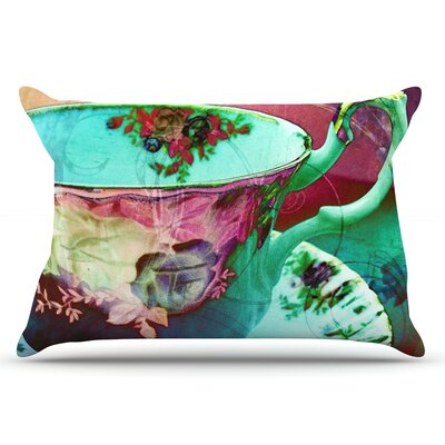 alyZen Moonshadow Mad Hatters T-Party Vi Pillow Case