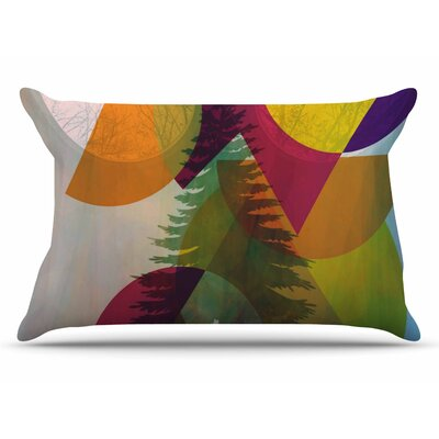 alyZen Moonshadow Hidden Face Pillow Case