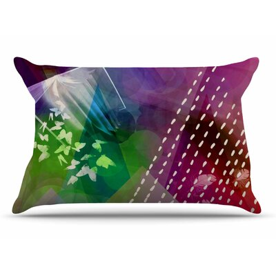 alyZen Moonshadow Escape Pillow Case