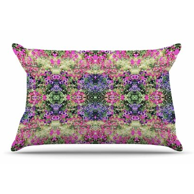 Carolyn Greifeld Cascade Reflections Abstract Pillow Case