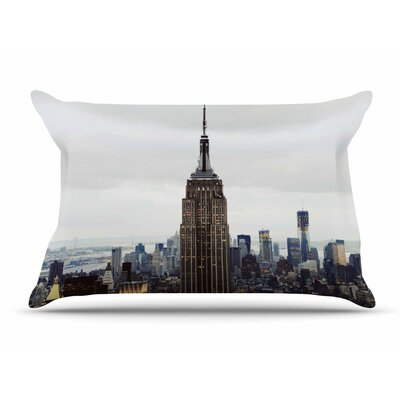 New York Stories Urban Travel Pillow Case